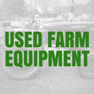 Used and Refurbished Farm Machinery
